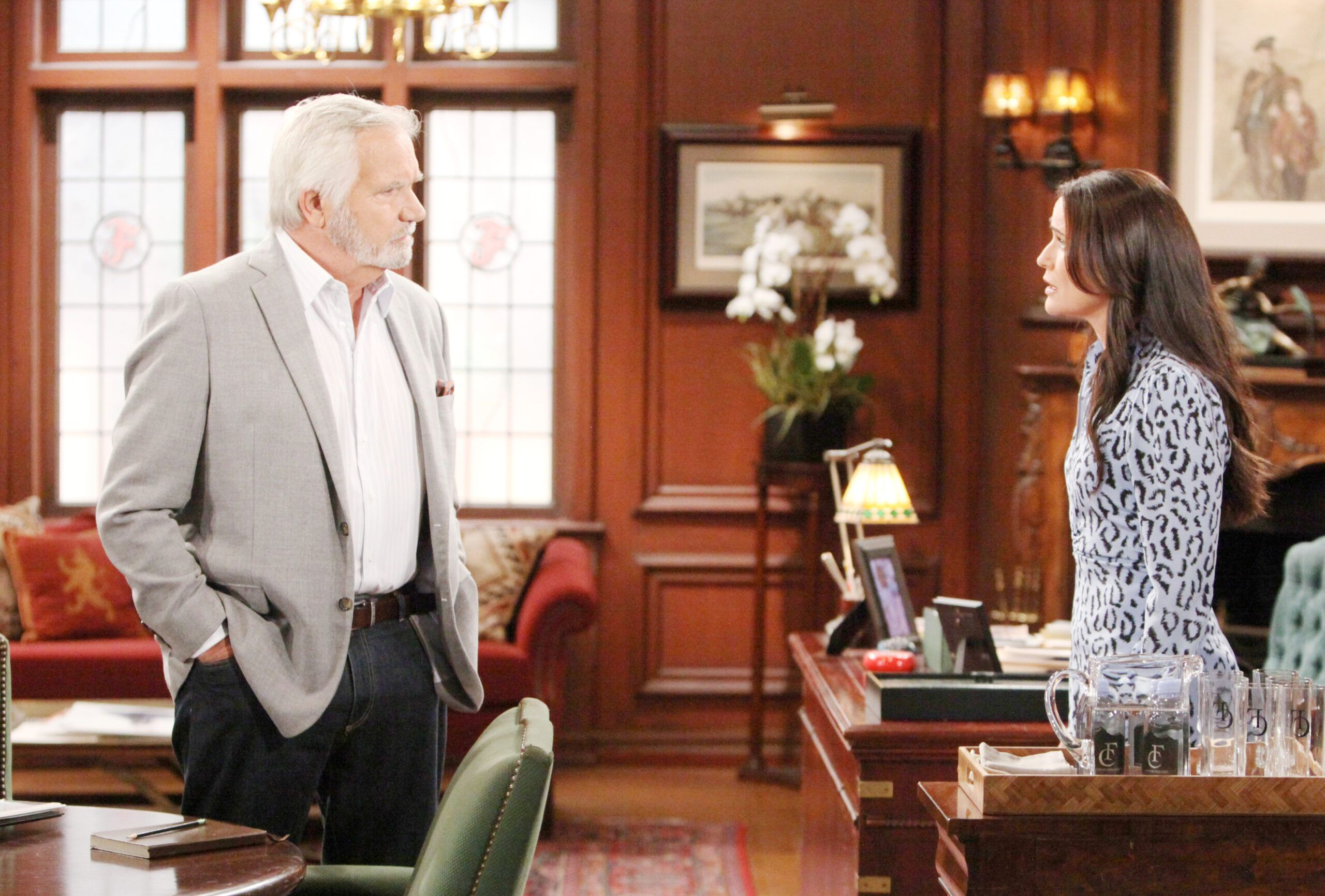 We Weigh In: Should Eric Take Quinn Back On B&B?