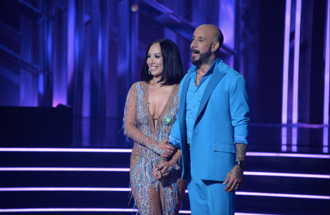 'Dancing With The Stars' Pro Cheryl Burke Hints At Retirement - Fame10