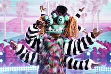 'The Masked Singer' Reveals The Celebrity Behind Squiggly Monster