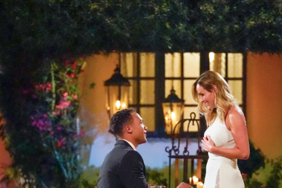 Bachelorette's Clare Crawley And Dale Moss Are Engaged