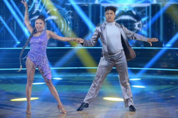 Breaking: Jeannie Mai Hospitalized And Forced To Exit 'Dancing With The Stars'