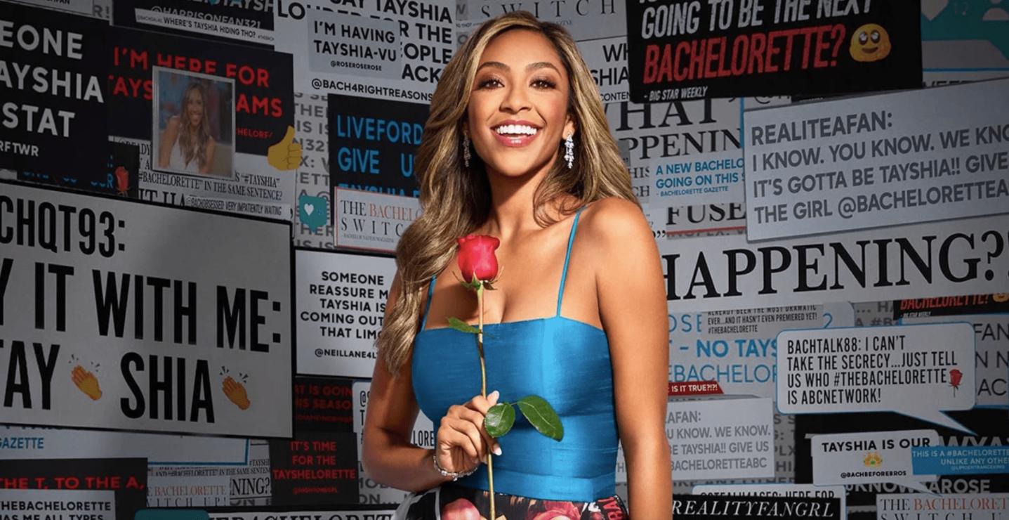 Reality Steve's Bachelorette Spoilers 2020: Tayshia Adams' Final 4 Revealed - Fame10