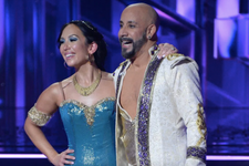 Dancing With The Stars' Cheryl Burke Calls Out Scoring After AJ McLean Exit