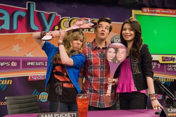 iCarly Revival In The Works Starring Miranda Cosgrove