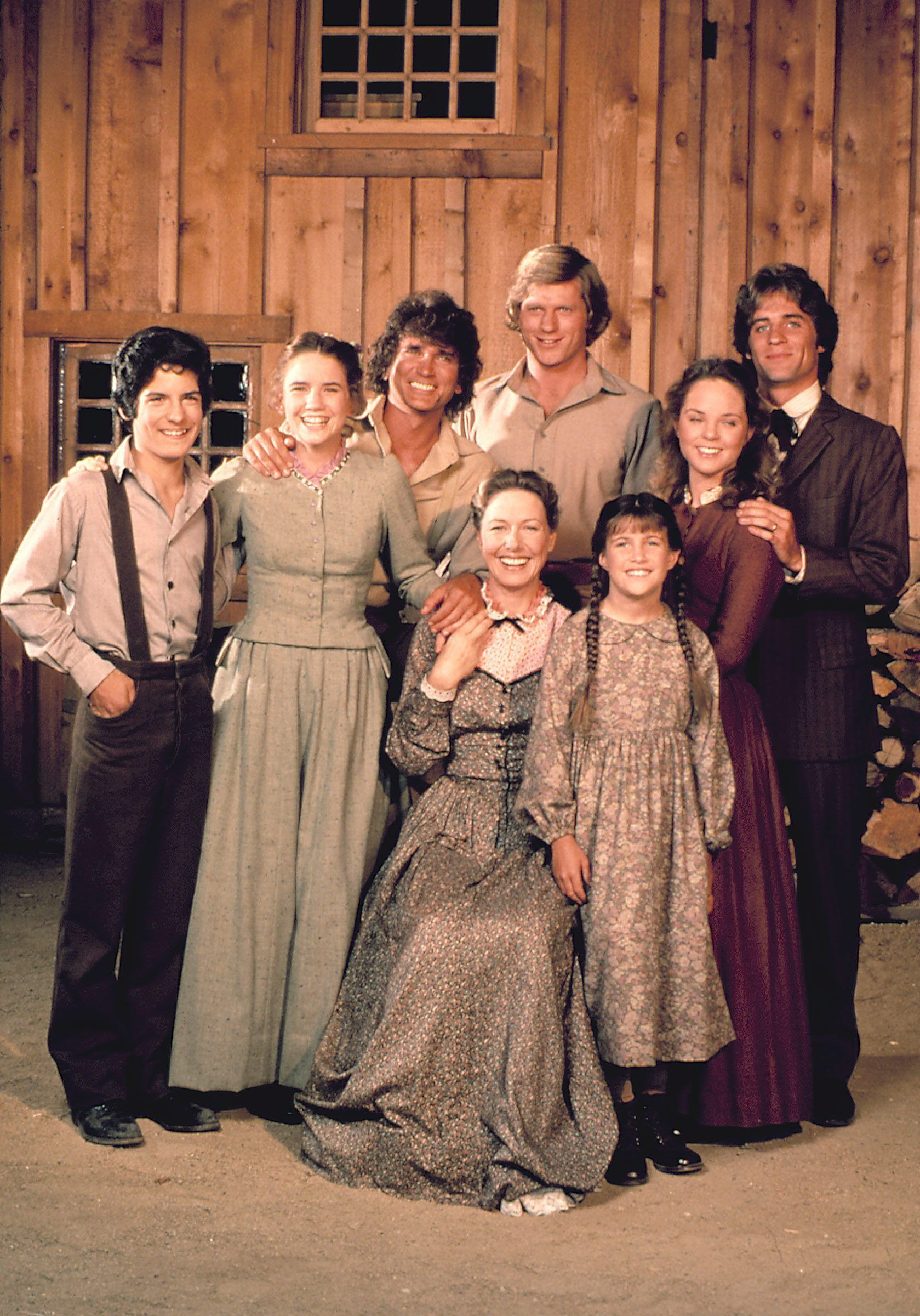 A Little House On The Prairie Reboot Is In The Works