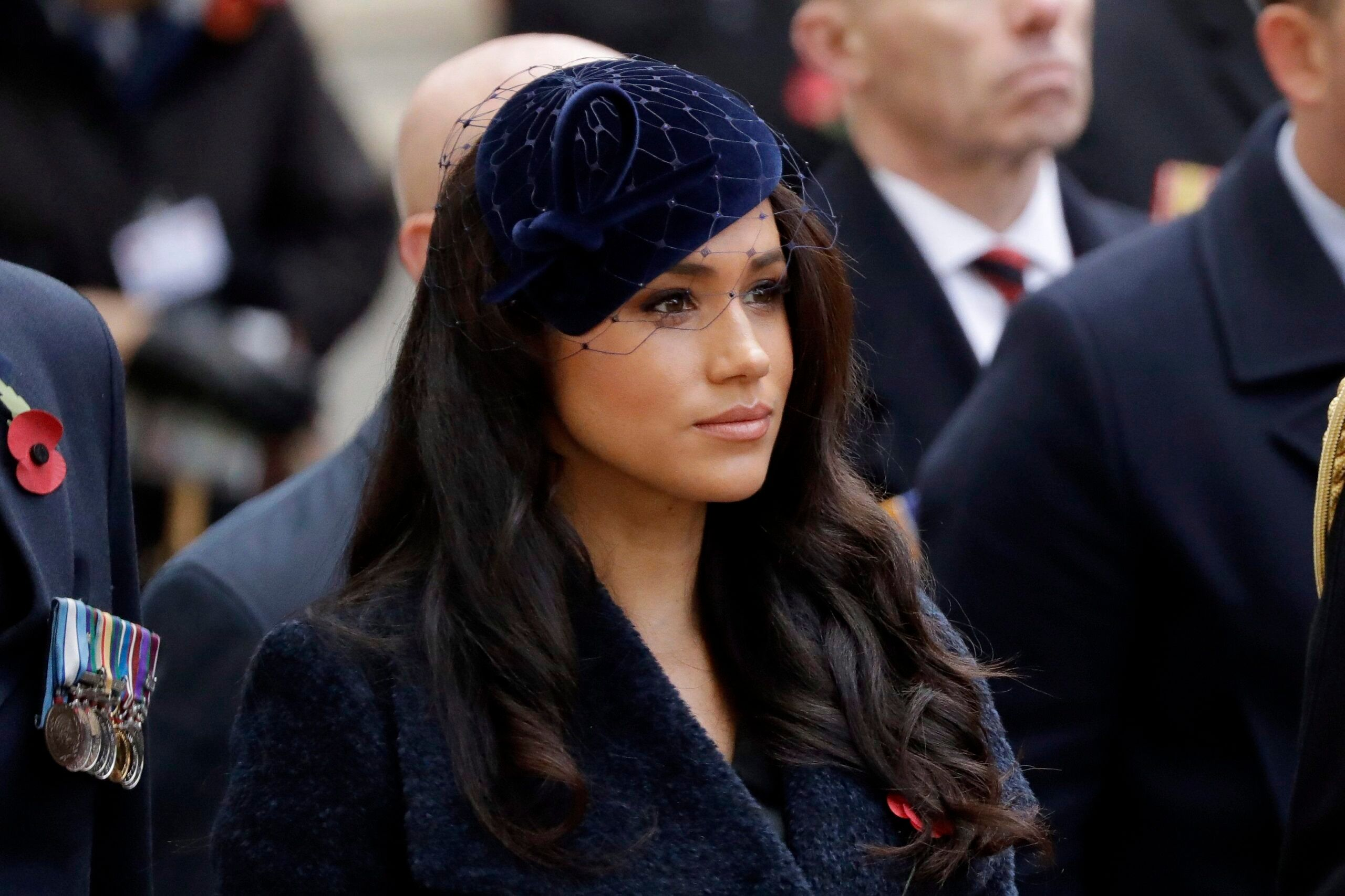 Meghan Markle Makes Surprise Appearance To Honor 'Quiet Heroes' - Fame10