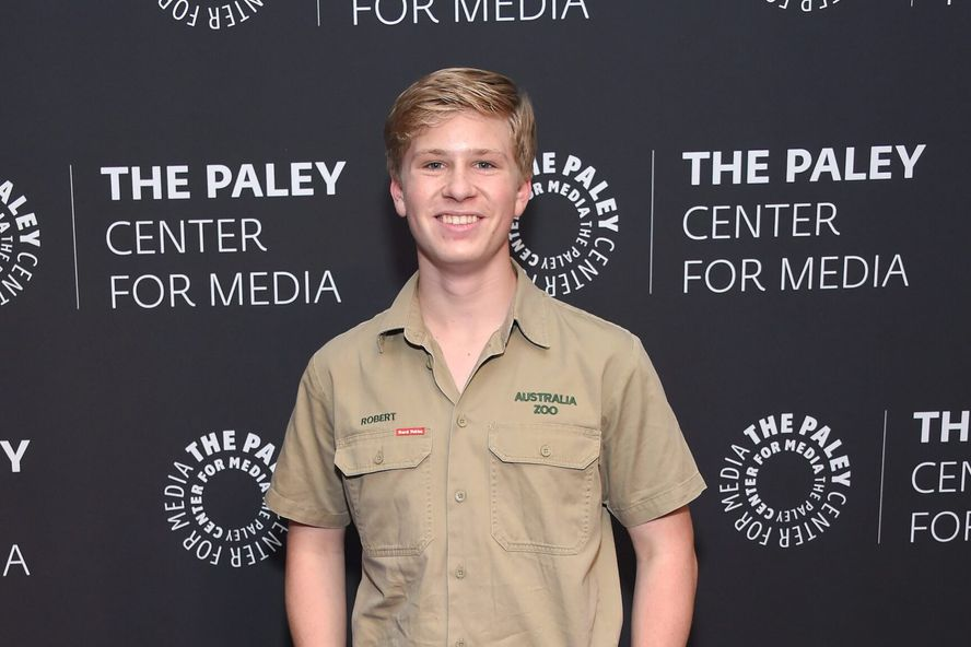 Robert Irwin Celebrates His Birthday By Sharing A Touching Throwback Video Of Father Steve Irwin
