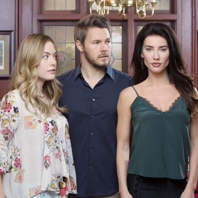 We Weigh In: Will B&B Ever End The Hope, Liam And Steffy Love Triangle?