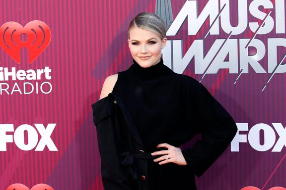 Dancing With The Stars Pro Witney Carson Reveals Baby Boy's Name