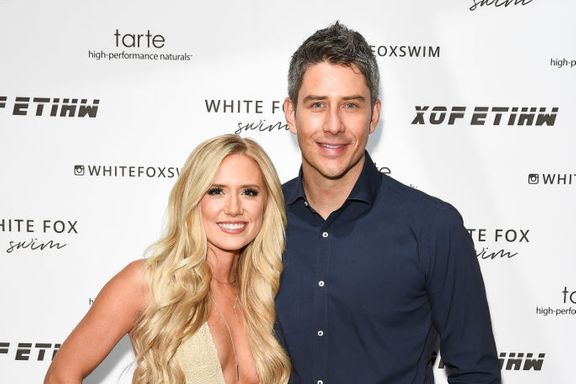 Arie Luyendyk Jr. And Lauren Burnham Reveal The Sex Of Their Twins