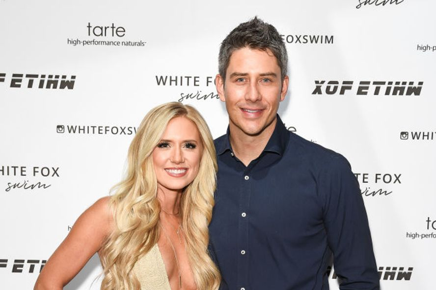 Arie Luyendyk Jr. And Lauren Burnham Reveal The Sex Of Their Twins