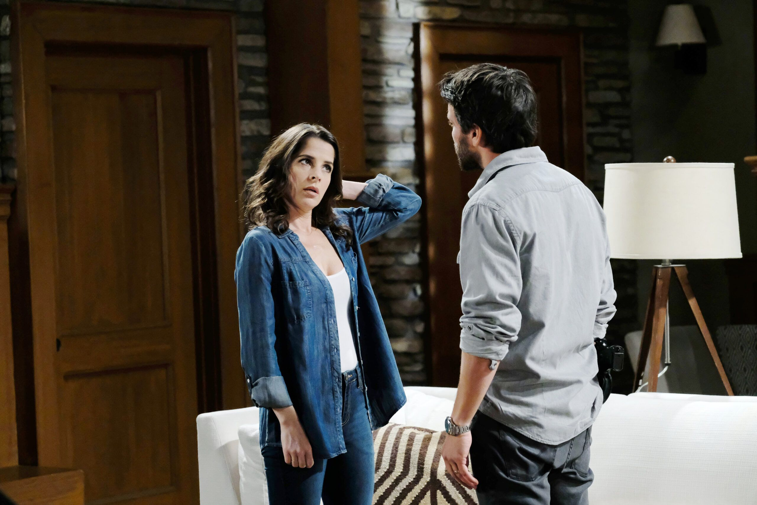 We Weigh In: Could Dante And Sam Become General Hospital's Next Big Super Couple