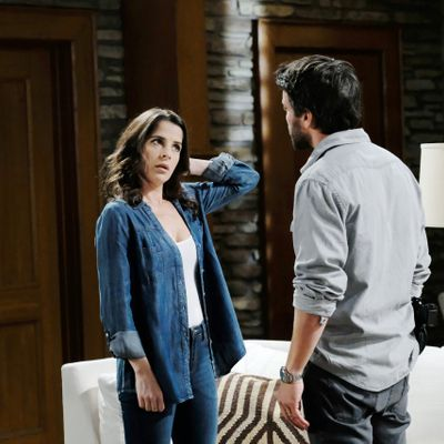 We Weigh In: Could Dante And Sam Become General Hospital's Next Big Super Couple?