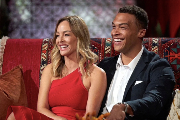 Bachelorette's Clare Crawley And Dale Moss Have Split