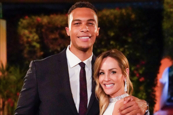 The Bachelorette's Clare Crawley Breaks Silence After Dale Moss Split