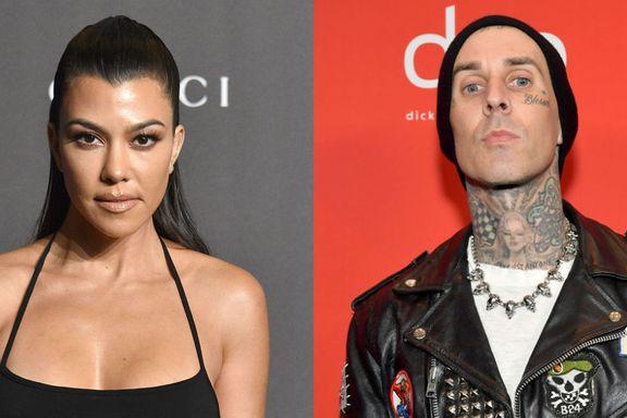 Kourtney Kardashian And Travis Barker Are Dating