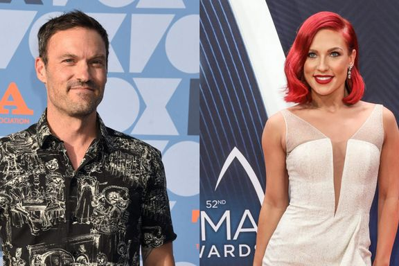 Brian Austin Green And Sharna Burgess Have Confirmed Their Relationship