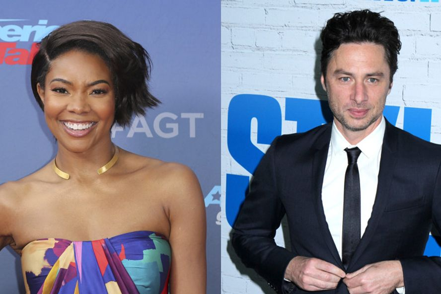 Zach Braff Joins Gabrielle Union In Cheaper By The Dozen Remake For Disney+