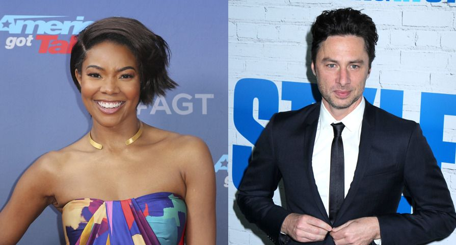 Zach Braff Joins Gabrielle Union In Cheaper By The Dozen Remake For Disney+