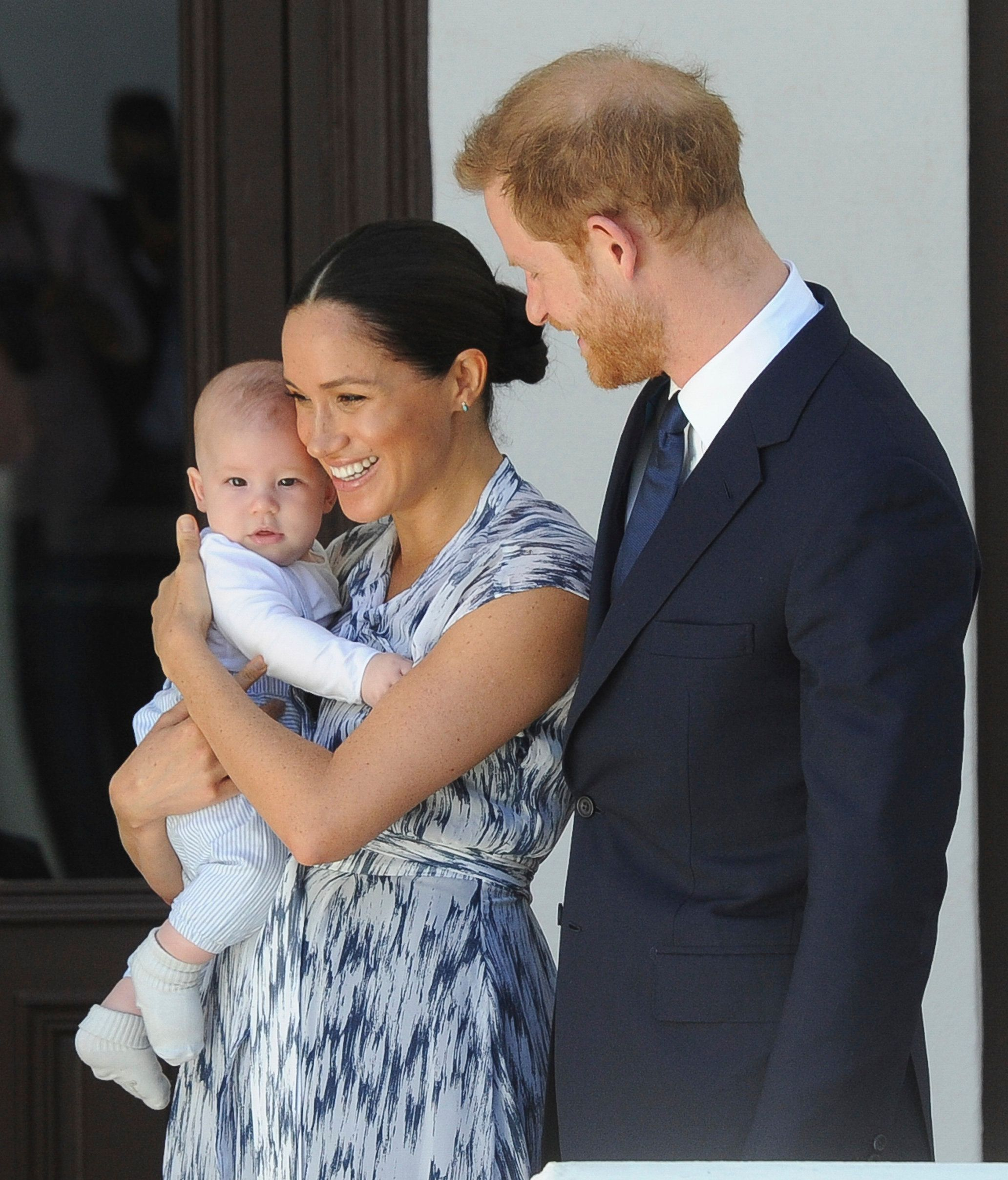 Prince Harry And Meghan Markle Announce They Are Expecting Their Second Baby