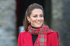 Kate Middleton Shares Personal Video In Support Of Children's Mental Health Week