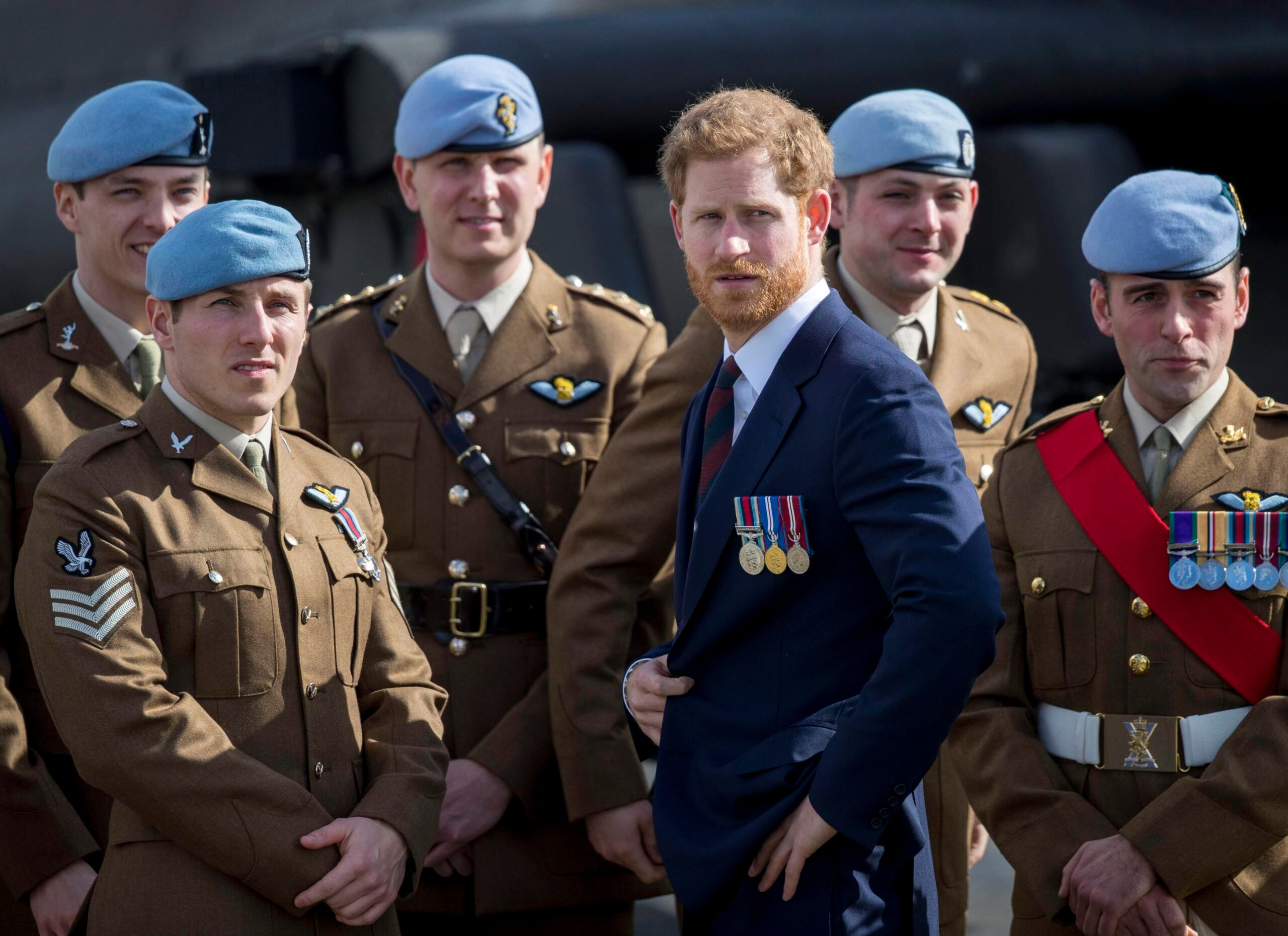 Prince Harry Wins Damages Over False Reports That He 'Turned His Back' On The Mi