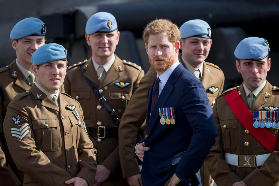 Prince Harry Wins Damages Over False Reports That He 'Turned His Back' On The Military