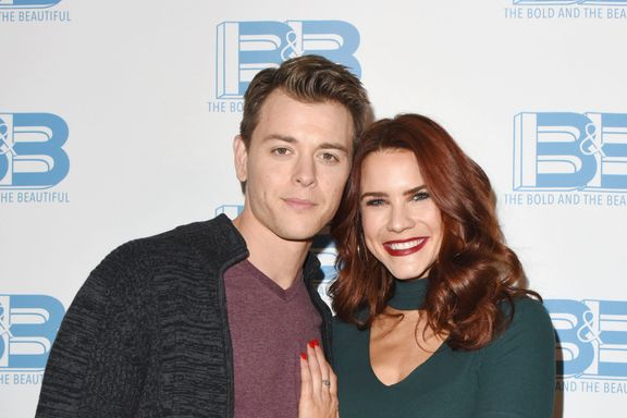 Chad Duell And Courtney Hope Are Engaged