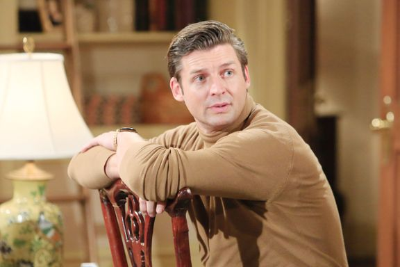 Donny Boaz Has Been Let Go From The Young And The Restless