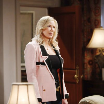 B&B Weigh In: Does Brooke Have Any Right To Judge Steffy?