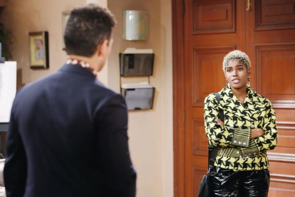 B&B Weigh In: Should Paris Be Wary Of Getting Involved With Zende?