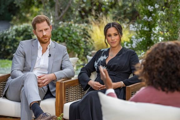 Stunning Revelations From Prince Harry And Meghan Markle's Oprah Interview