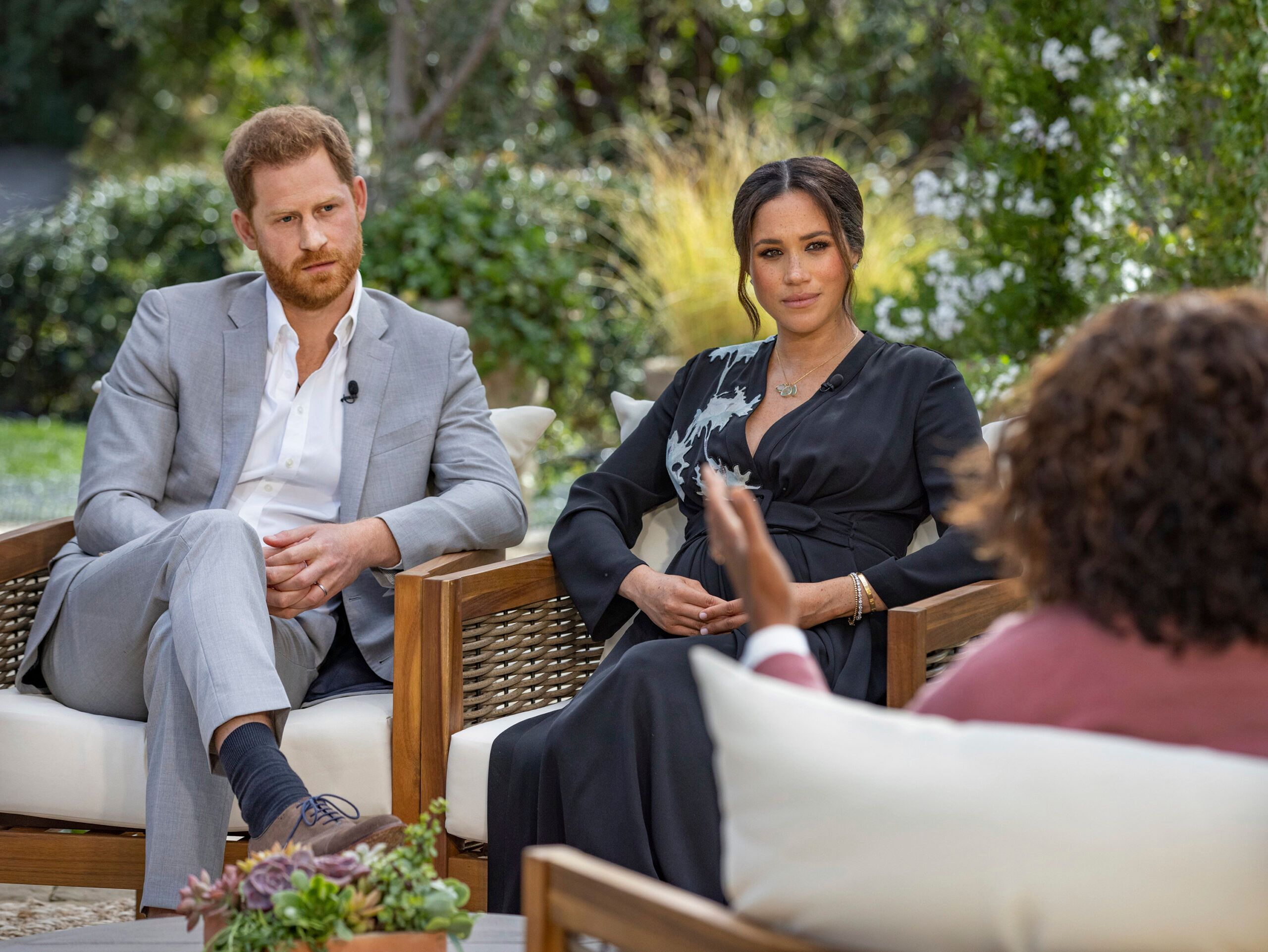 Stunning Revelations From Prince Harry And Meghan Markle's Oprah Interview - Fame10