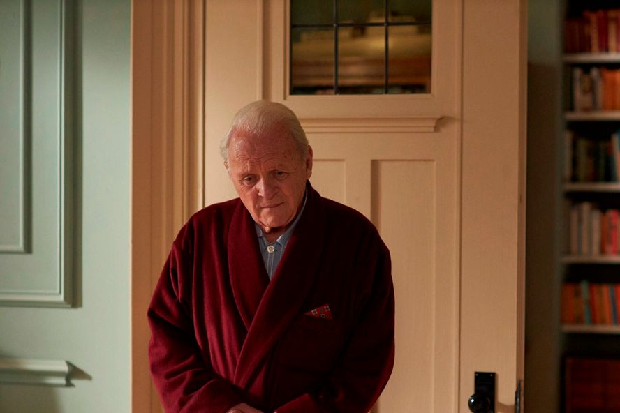 Anthony Hopkins Becomes Oldest Star To Win Best Actor At 2021 Oscars