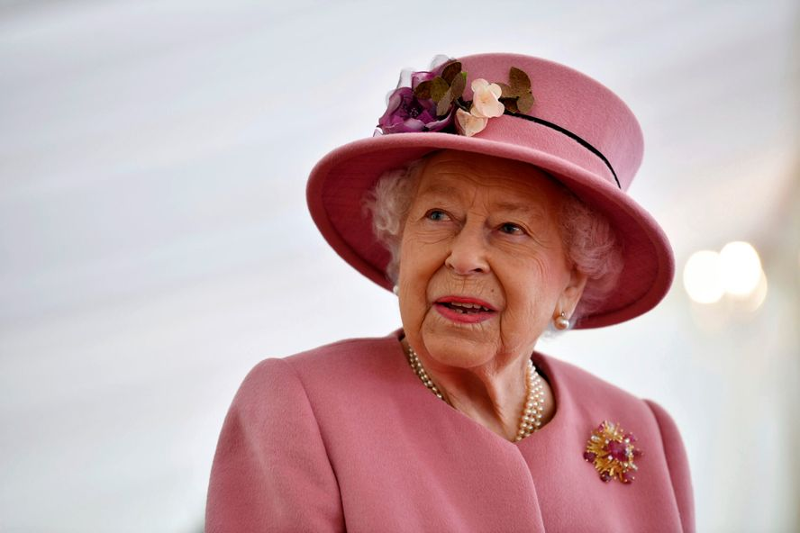 Queen Elizabeth II Opens Up About 'Great Sadness' On 95th Birthday Following Prince Philip's Passing