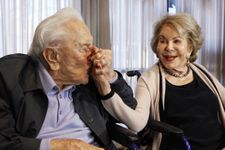 Anne Douglas, The Late Kirk Douglas's Wife, Has Passed Away At 102