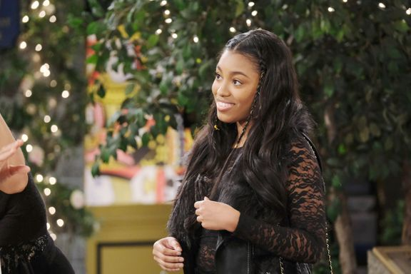 Actress Precious Way Is Leaving Days Of Our Lives