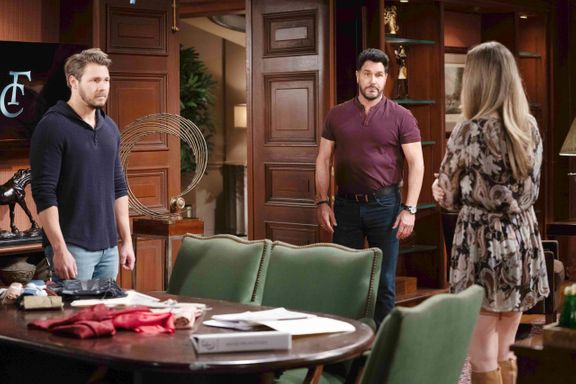 Bold And The Beautiful Spoilers For The Next Two Weeks (April 19 – 30, 2021)