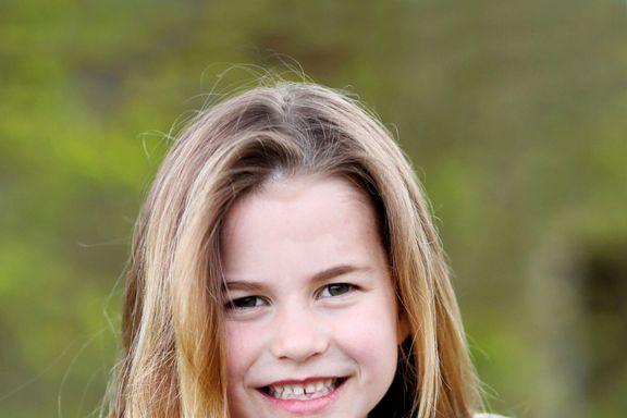 Royal Family Shares Adorable New Photo Of Princess Charlotte For 6th Birthday