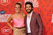 Thomas Rhett And Lauren Akins Expecting Fourth Child