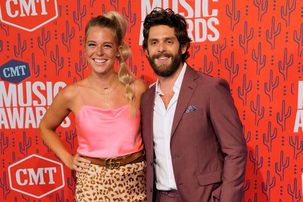 Thomas Rhett And Lauren Akins Expecting Fourth Child