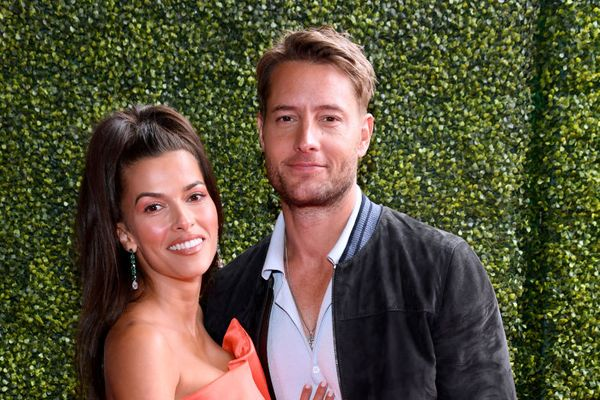 This Is Us Star Justin Hartley And Sofia Pernas Are Married