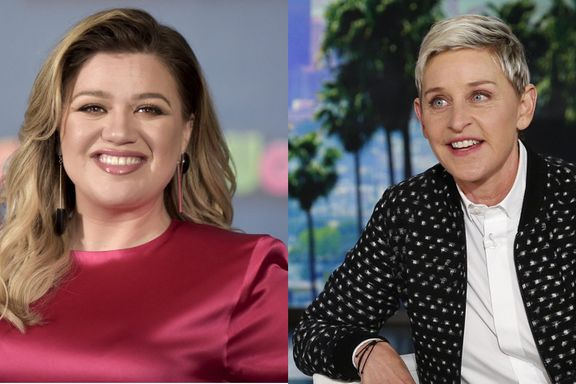 Kelly Clarkson To Take Over Ellen DeGeneres' Talk Show Slot In 2022