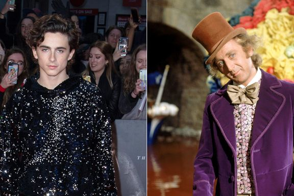 Timothée Chalamet Cast As Young Willy Wonka In Upcoming Prequel Film