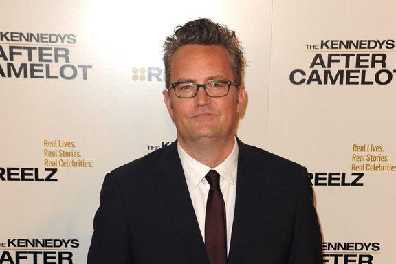 Matthew Perry Splits From Fiancée Molly Hurwitz