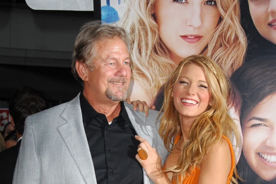 Actor Ernie Lively, Blake Lively's Father, Has Passed