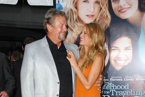 Blake Lively Remembers Late Father Ernie In Touching Instagram Post