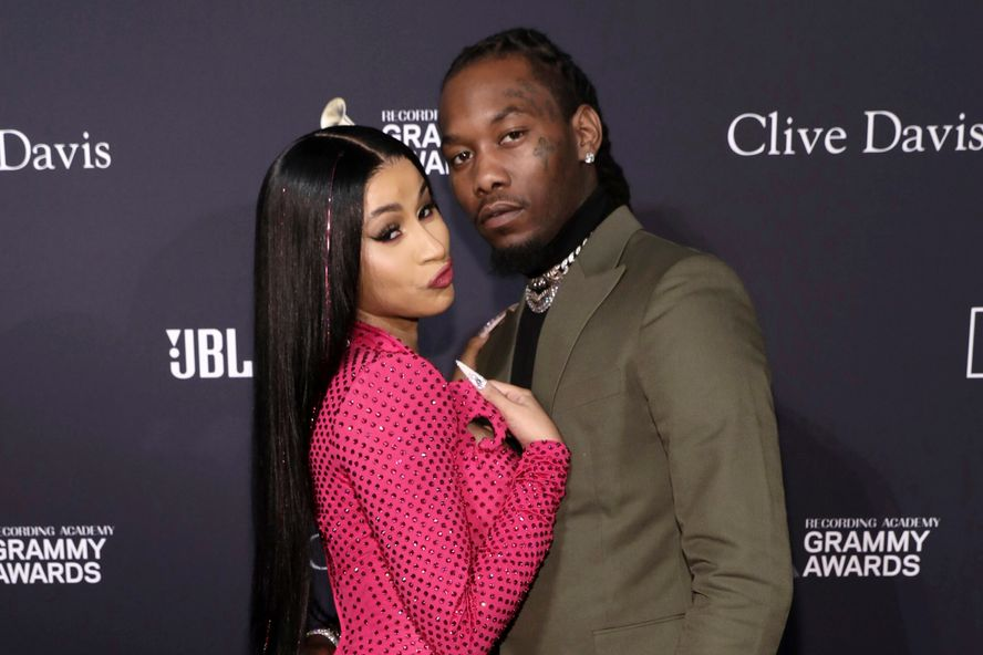 Cardi B Revealed She Is Expecting Her Second Child During BET Awards Performance