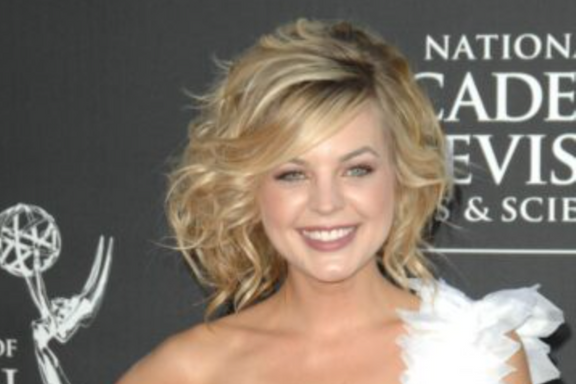 GH's Kirsten Storms Recovering From Brain Surgery