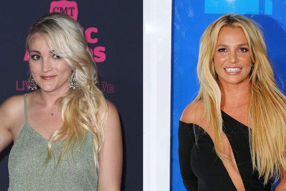 Jamie Lynn Spears Shares Emotional Video Addressing Sister Britney's Plea In Court